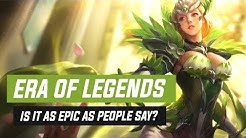 Era of Legends 2019 Impressions - Is the MMORPG as EPIC as People Say?!
