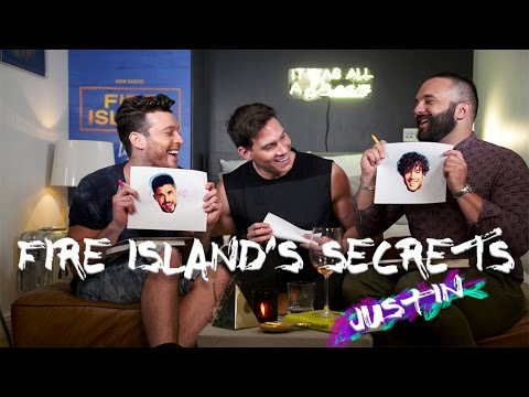 FIRE ISLAND'S SECRETS WITH JUSTIN  JORGE Y JULIO  SEASON 02 EPISODE 01