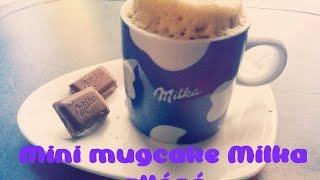 ★ | Recette n°4 | ★ Mini Mugcakes Milka light