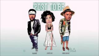Download Post To Be (SUPER CLEAN) - Omarion Ft. Chris Brown & Jhene Aiko MP3 song and Music Video