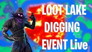 LOOT LAKE EVENT HAPPENING NOW| FORTNITE INDIA LIVE| GALAXY SKIN GIVEAWAY| RTH CLAN