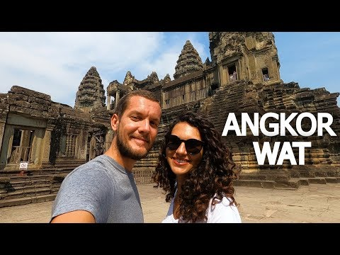 VISIT THIS PLACE BEFORE YOU DIE: ANGKOR WAT (CAMBODIA) 🇰🇭