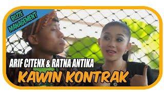 Download Arif Citenx & Ratna Antika - Kawin Kontrak [Official Music Karaoke Video]