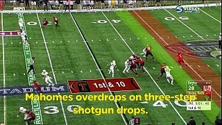 Film Room: Patrick Mahomes, QB, Texas Tech Scouting Report  (NFL Breakdowns Ep 55)