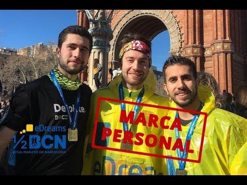 MITJA MARATO BARCELONA 2018 | Marca personal