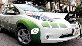 México innovando - Nuevos taxis eléctricos 100% mexicanos / DAKOGA dany