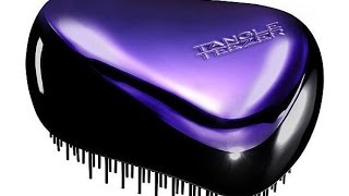 Обзор расчески Tangle Teezer - Compact Styler