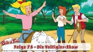 Bibi & Tina - Die Voltigier-Show | Hörspiel (Hörprobe)