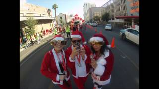 Las Vegas Great Santa Run 2014