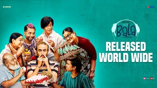 Ayushmann Khurrana's Hair Rising Bala (2019) Hindi Movie Trailer
