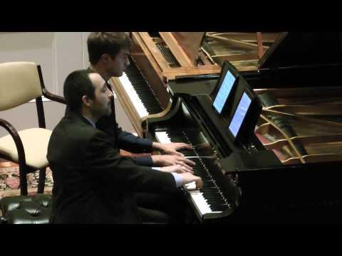 Antonio Pompa-Baldi and Chris Staknys play Moscheles Sonata Op 47