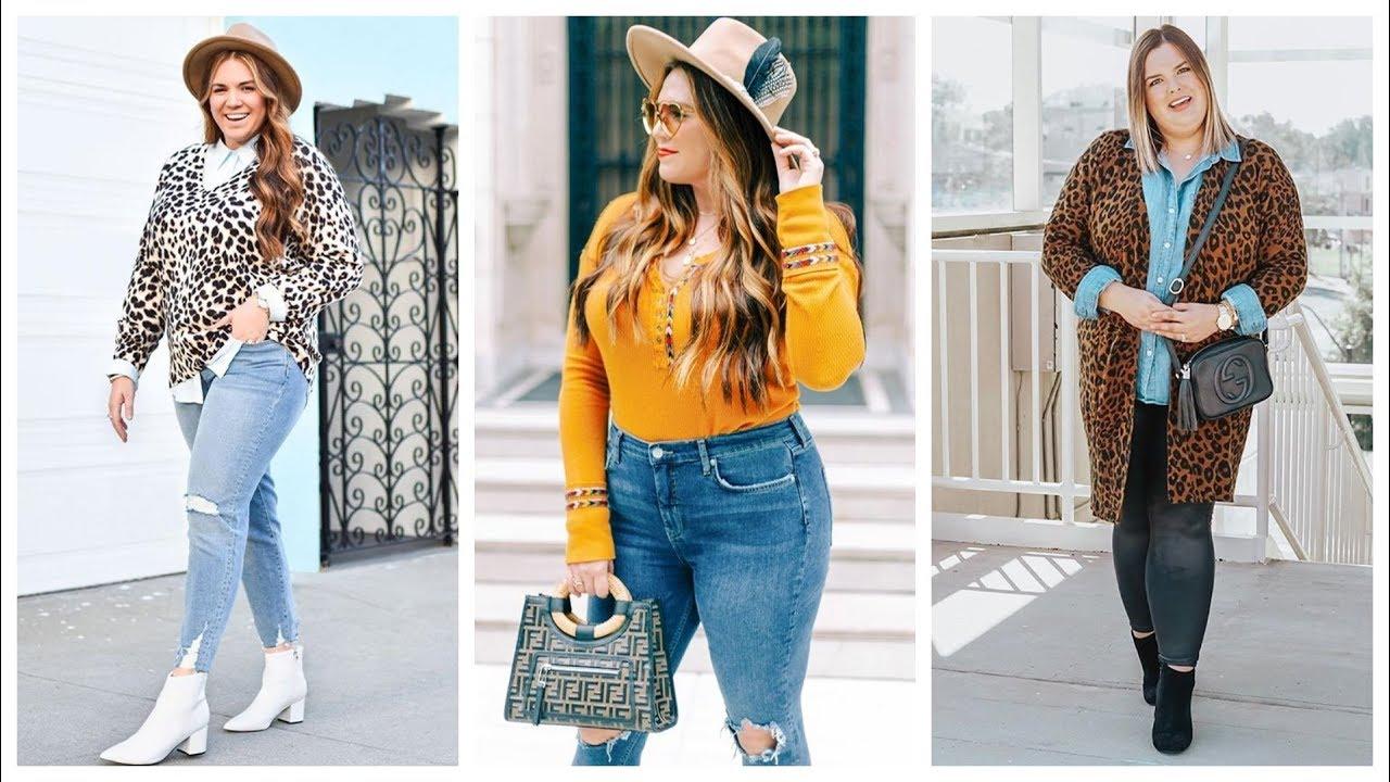 Ropa de moda juvenil 2019 para adolescentes gorditas