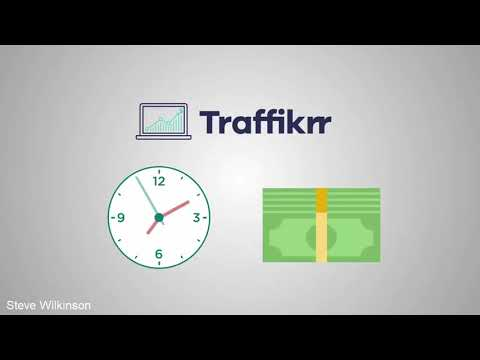 Traffikrr - The FRESHEST Videos On YouTube To Build An Automated Traffic Website. http://bit.ly/2ZzjQc6