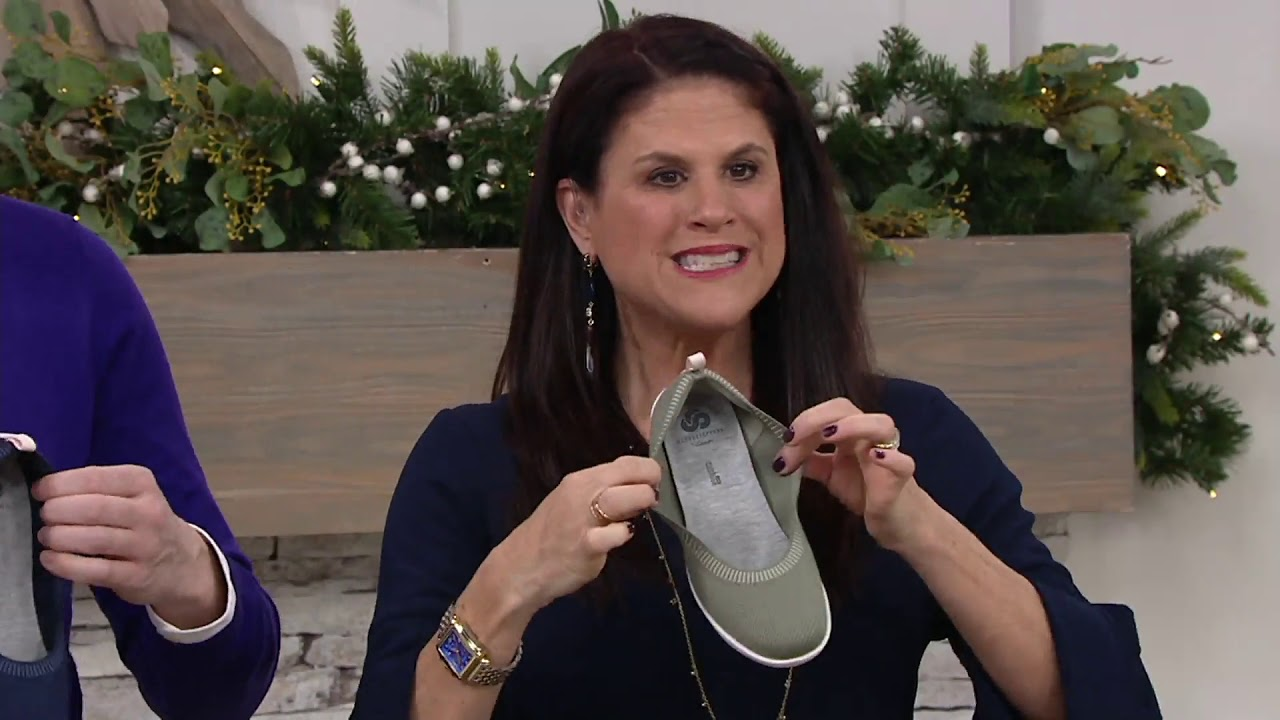 Clarks Slip-on Shoes- Ayla Paige on QVC