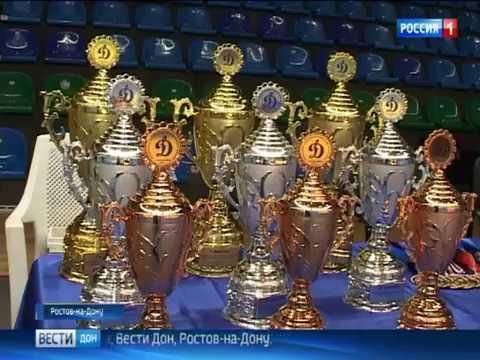 Ростов принимает всероссийские соревнования по дзюдо
