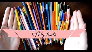 Secret Garden Coloring Book | My tools | Jardim Secreto