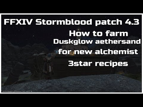 3 Star Hq Crafting Rotation And Macro Ffxiv Stormblood 4