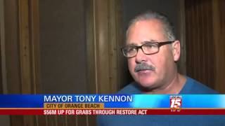 Recovery Council Talks RESTORE Act Projects