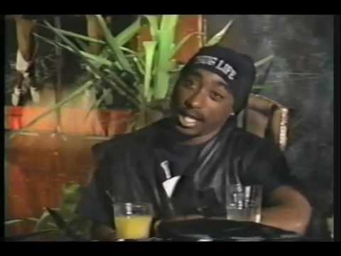 2Pac and Biggie Freestyle with no beat