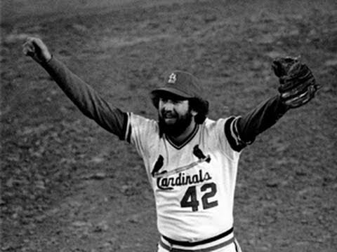1982 World Series, Game 7: Brewers @ Cardinals