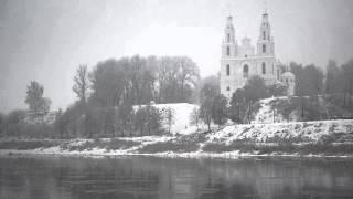 Софийский Собор в Полоцке.  Зима.  Идёт снег.(30.11.2015 в Полоцке шёл сильный снег., 2015-11-30T15:29:53.000Z)