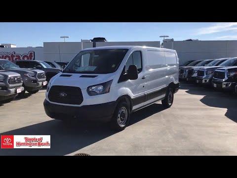 2018 Ford Transit Van Westminster, Costa Mesa, Garden Grove, Long Beach, Huntington Beach, CA 002824