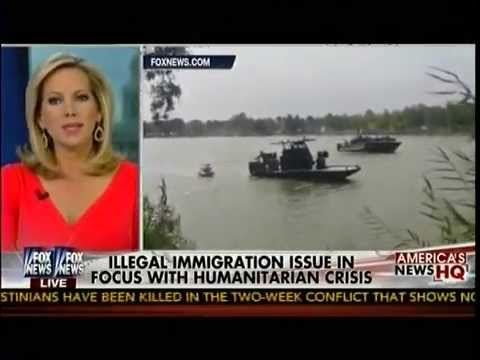 Illegal Immigration Issue In Focus With Humanitarian Crisis - America's News HQ