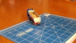 Scania R13 1.87 bei der ersten Probefahrt