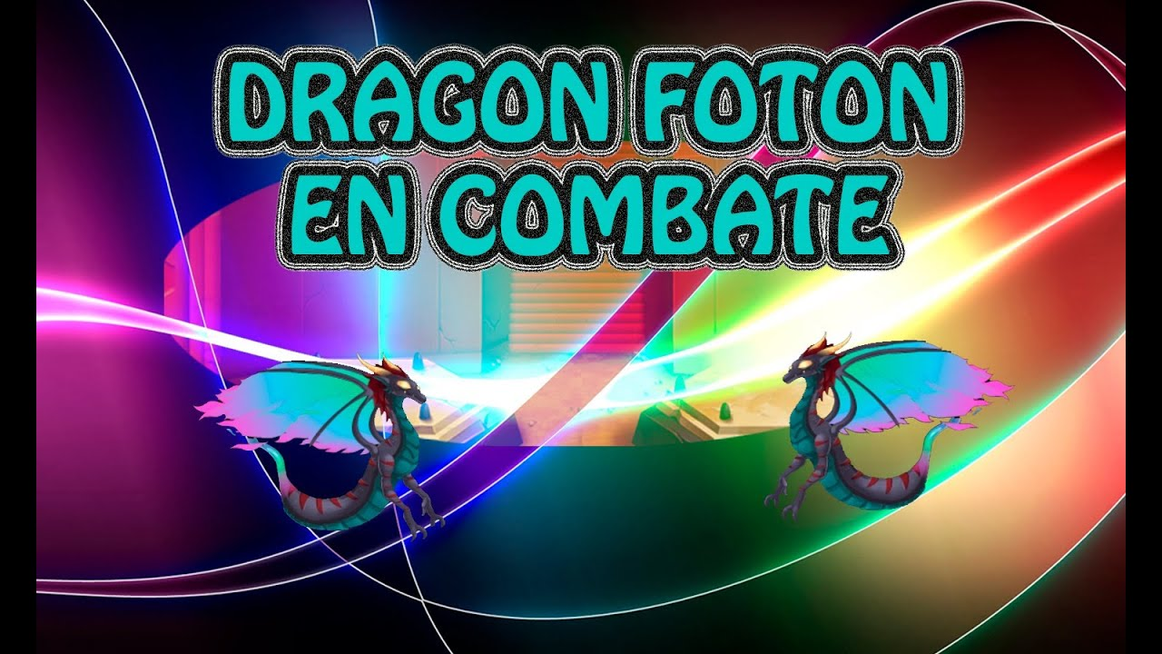 PHOTON DRAGON - MIS BATALLAS LV 40 - Dragon City - YouTube |Photon Dragon Dragon City