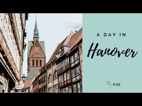 A DAY IN HANOVER VLOG | LIFE IN GERMANY