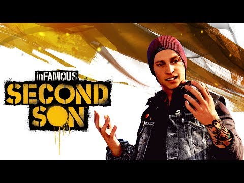 I'M A SUCKER FOR PAIN! | inFamous second son