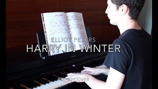 Harry in Winter Piano Cover | Elliot Peters