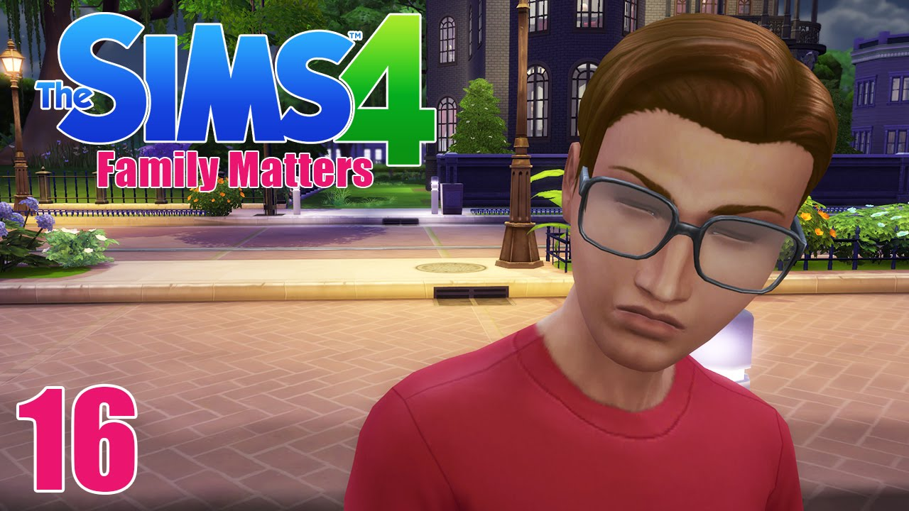 MOVING OUT! - Sims 4 - The Sims 4 Family Matters Ep 16