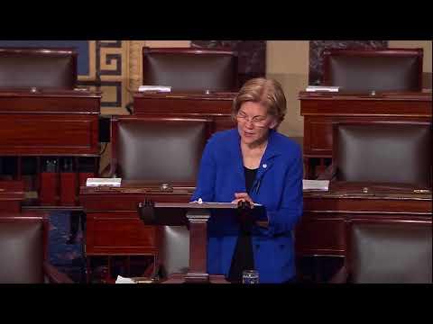 Senator Warren Opposes Trump Plan to Expand Offshore Drilling