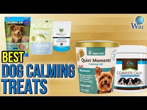 10-best-dog-calming-treats-2017