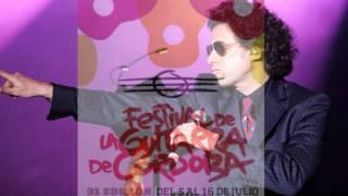 Andrés Calamaro, Festival de la Guitarra de Córdoba