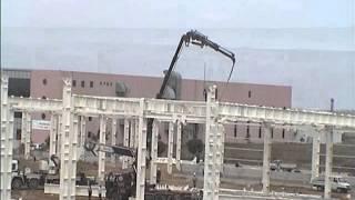 Steel Construction Of Industrial Buildings