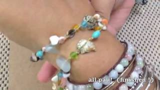 Beachcomber Baby Knots at The Bead Gallery!