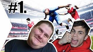 FIFA 14 - UNFIELD vs. ISTI #1.