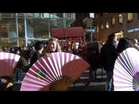 CHINESE NEWYEAR PARADE 2012 DOWNTOWN SANFRANCISCO PART14