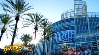 Hearthstone at BlizzCon 2018