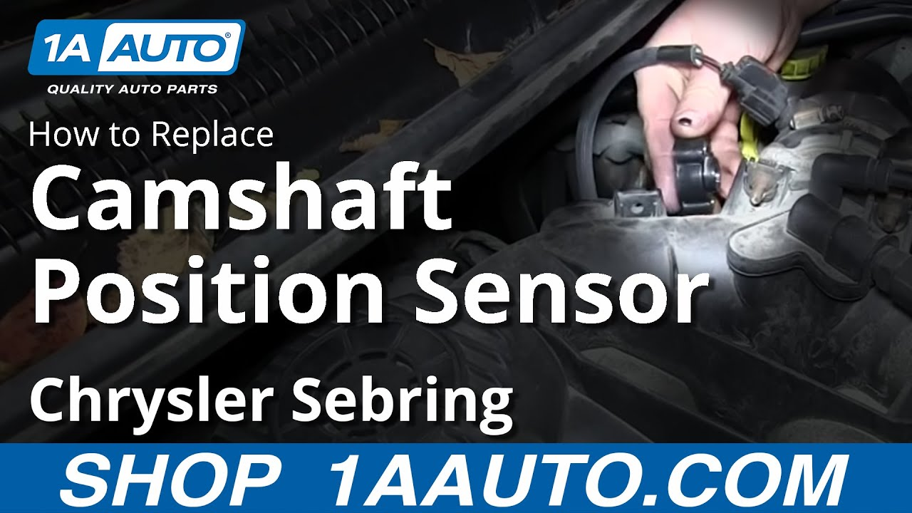 maxresdefault how to install replace throttle position sensor 2001 06 2 7l 2003 Jeep Grand Cherokee Map Sensor at panicattacktreatment.co