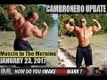 CAMBRONERO UPDATE! - Muscle In The Morning January 23, 2017