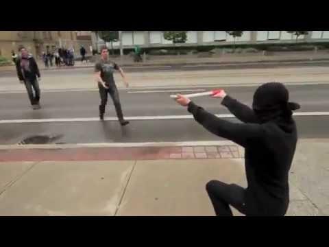 ДРАКИ ВИДЕО смотреть онлайн - жестокие, уличные