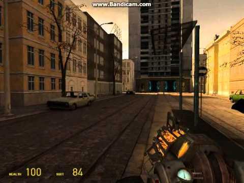 Half-Life 2 Mapping Contest Walkthrough - CityStreetsVille