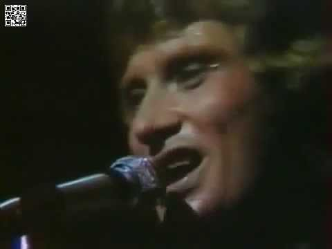 1976 - Johnny Hallyday - Palais des Sports