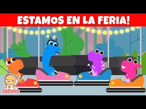En La Feria - HiDino Canciones Para Niños