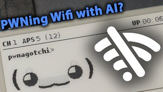 PWNing WiFi With AI   Pwnagotchi First Look