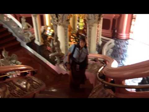 Tour of the Erawan Museum, Bangkok, Thailand