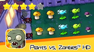 Plants vs  Zombies™ HD Adventure 2 Night 03 Part 02 Walkthrough The zombies are coming! Recommend in